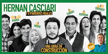 «Una obra en construcción», de H. Casciari ✦ VIE 6 MARZO, CC Konex (CABA) entradas