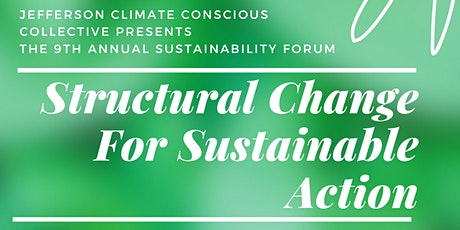 Structural Change for Sustainable Action tickets