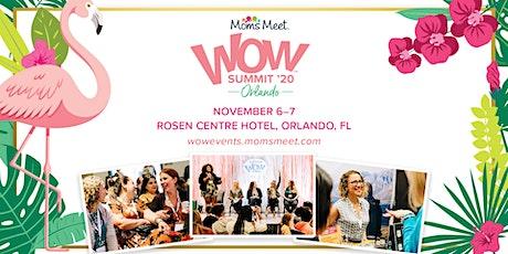Moms Meet WOW Summit '20: Orlando tickets