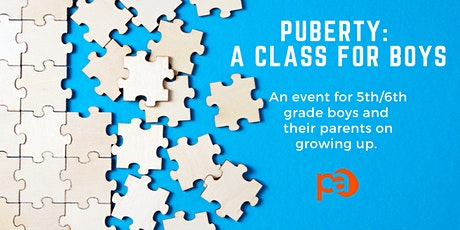Puberty: A Class for Boys tickets