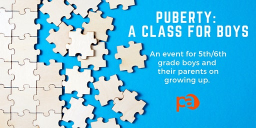 Puberty: A Class for Boys