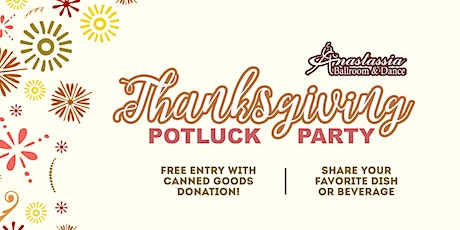 Thanksgiving Potluck Dance Party tickets