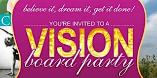 RDU LOAT Vision Board Party
