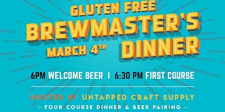 5 Course Gluten Free Menu & Beer Pairing tickets