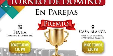 Torneo de Domino en Parejas: DMV Domino League tickets