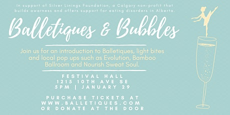 Balletiques and Bubbles tickets