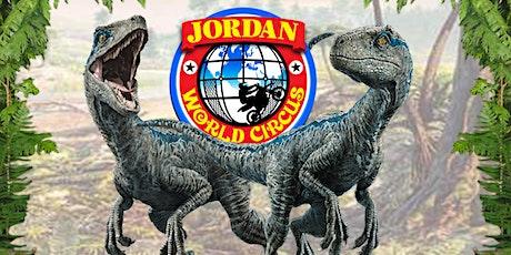Jordan World Circus 2020 - Astoria, OR tickets