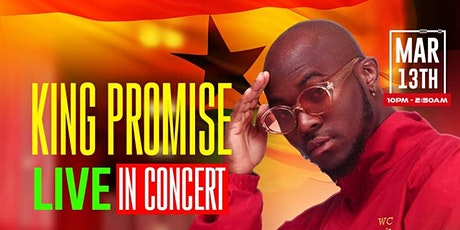 GHANA INDEPENDENCE JUMP OFF WITH KING PROMISE tickets