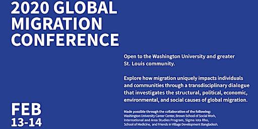 Climate Change Panel - 2020 Global Migration Conference