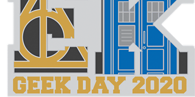 2020 Geek Day 1M 5K 10K 13.1 26.2 –Tulsa