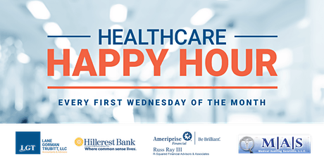 Healthcare Happy Hour tickets