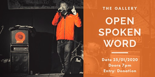Open Spoken Word