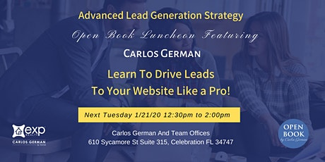 Drive Leads To Your Website Like a Pro! tickets