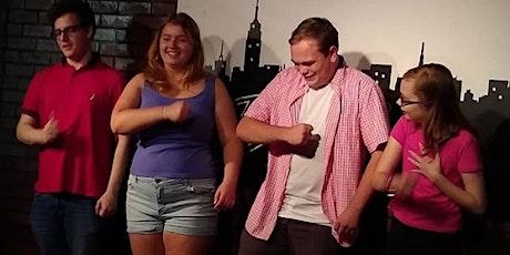 Comedy 4 Teens NYC Class tickets