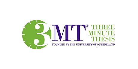 3 Minute Thesis (3MT): SFU Final tickets