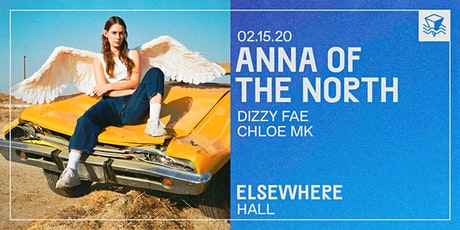 Anna Of The North @ Elsewhere (Hall) tickets