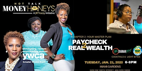 Are you ready to go from PayCheck To Real Wealth? tickets