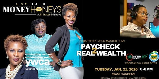 Are you ready to go from PayCheck To Real Wealth?