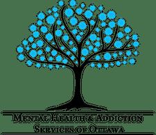 Mental Health & Addiction Services of Ottawa logo
