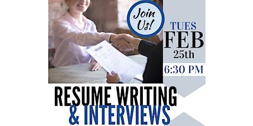 Resume Writing & Interviews