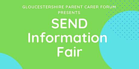 Gloucestershire Parent Carers SEND Information Fair tickets
