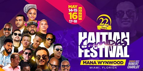 22ND ANNUAL HAITIAN COMPAS FESTIVAL tickets