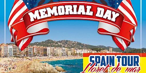 SPAIN TOUR MEMORIAL DAY WEEKEND