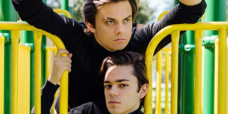 Danny and Alex St. Petersburg, FL pop-funk duo and More tickets