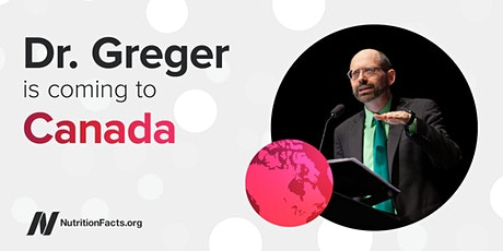 HOW NOT TO DIET: Evidence-Based Weight Loss by Dr Greger tickets