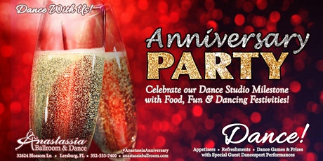 Dance Anniversary Party tickets