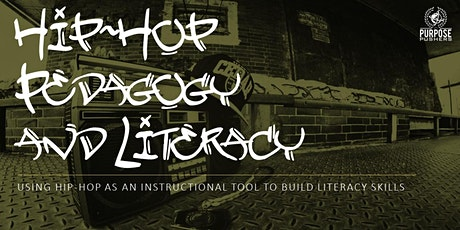Hip-Hop Pedagogy and Literacy Instruction tickets