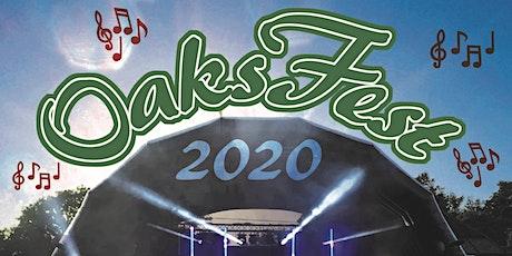 Oaksfest 2020 tickets