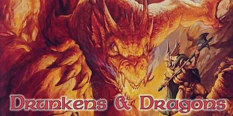 Drunkens & Dragons III tickets