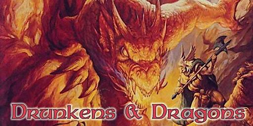 Drunkens & Dragons III