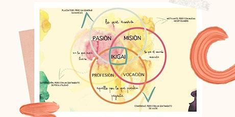 Workshop IKIGAI - ¡Vení a descubrirlo! entradas