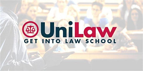 Discover Law - Get into the best UK law schools tickets