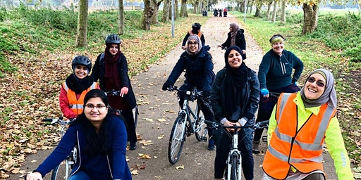 Tuesday 21st Januar Joyrider ride  from Jubilee Park to Wanstead Park