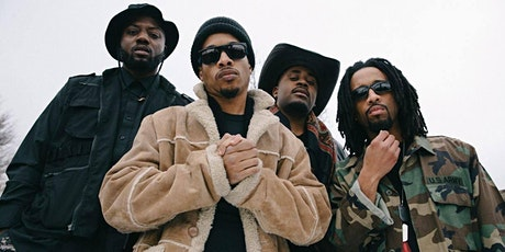 Nappy Roots / Outsiders Syndicate / Top Notch tickets