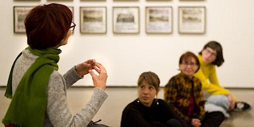 Contatos com a arte – Volta às aulas
