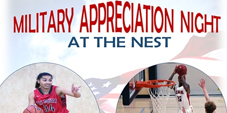 Military Appreciation Night at The Nest tickets