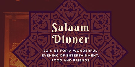 Salaam Week Banquet Dinner tickets
