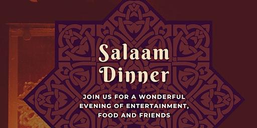 Salaam Week Banquet Dinner