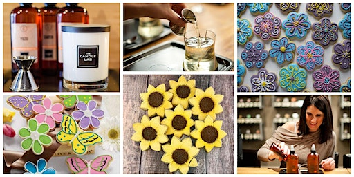 Candles & Cookies Workshop - Spring Edition