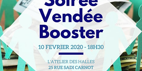 Soirée Vendée Booster ! billets
