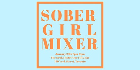 Sober Girls Mixer  tickets