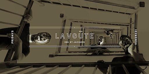 La Voute Fridays at La Voute Free Guestlist - 2/21/2020