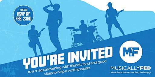 Musically Fed Fundraiser