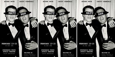 Matt & Ben tickets