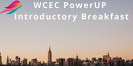 WCEC PowerUP - Free Intro Breakfast tickets