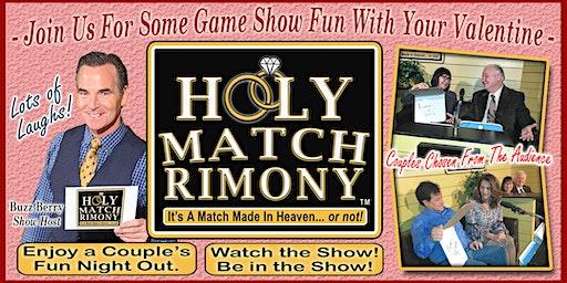 Holy Matchrimony Game Show